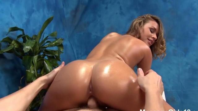 Секс С Молодой Пампушкой